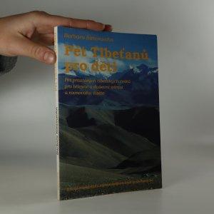 náhled knihy - Pět Tibeťanů pro děti