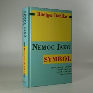 náhled knihy - Nemoc jako symbol