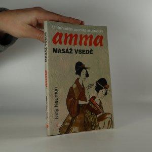 náhled knihy - Amma. Masáž vsedě