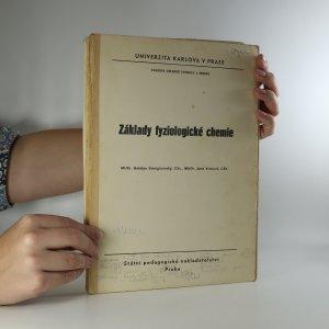 náhled knihy - Základy fyziologické chemie