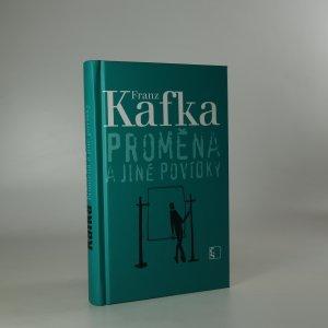 náhled knihy - Proměna a jiné povídky