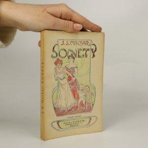 náhled knihy - Čtyři knihy sonetů