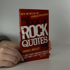 náhled knihy - The Book of Rock Quotes