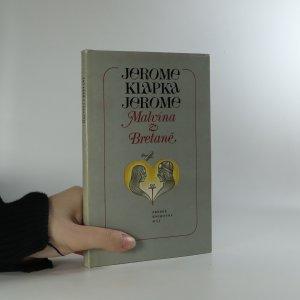 náhled knihy - Malvína z Bretaně