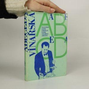 náhled knihy - Vinařská abeceda