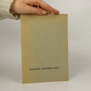 náhled knihy - Památce Antonína Sovy