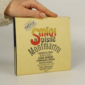 náhled knihy - Smích a písně Montmartru
