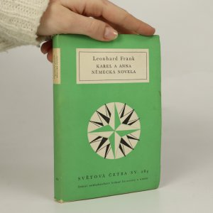 náhled knihy - Karel a Anna. Německá novela