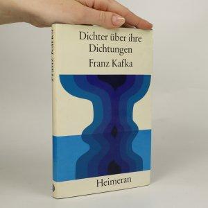 náhled knihy - Dichter über ihre Dichtungen