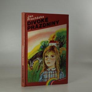 náhled knihy - Divoké prázdniny
