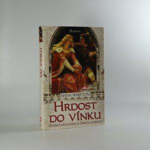 náhled knihy - Hrdost do vínku