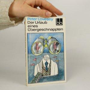 náhled knihy - Der Urlaub eines Übergeschnappten