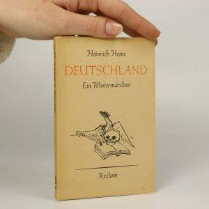 náhled knihy - Deutschland, ein Wintermärchen