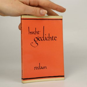 náhled knihy - Gedichte