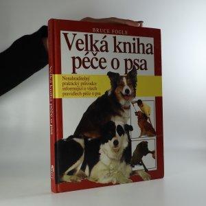 náhled knihy - Velká encyklopedie psů