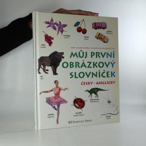 náhled knihy - Můj první obrázkový slovníček