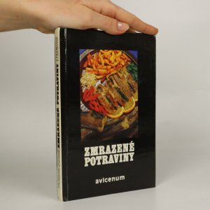 náhled knihy - Zmrazené potraviny v průmyslu a domácnosti