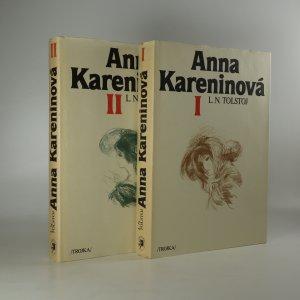 náhled knihy - Anna Kareninová (2 svazky, komplet)