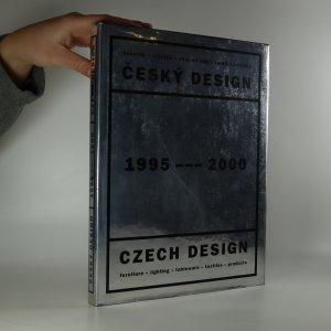 náhled knihy - Český design 1995-2000