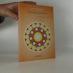 náhled knihy - Půst anebo posvícení. Vesmírný pohled na stravu a na naše zdraví