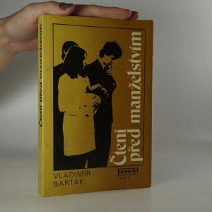náhled knihy - Čtení před manželstvím