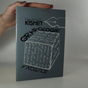 náhled knihy - Grafologie v kostce
