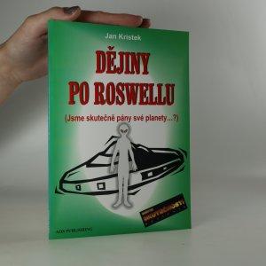 náhled knihy - Dějiny po Roswellu