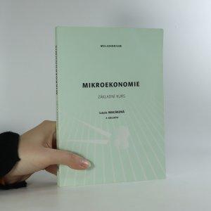 náhled knihy - Mikroekonomie. Základní kurz