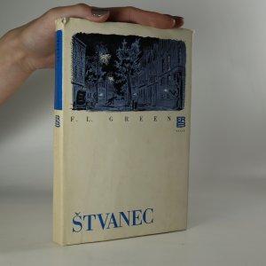 náhled knihy - Štvanec