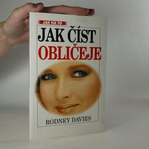 náhled knihy - Jak číst obličeje