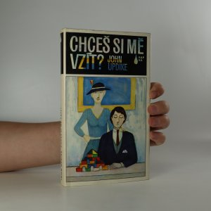 náhled knihy - Chceš si mě vzít?