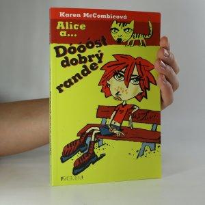 náhled knihy - Alice a... Dóóóst dobrý rande