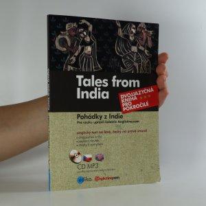 náhled knihy - Pohádky z Indie (kniha + CD)