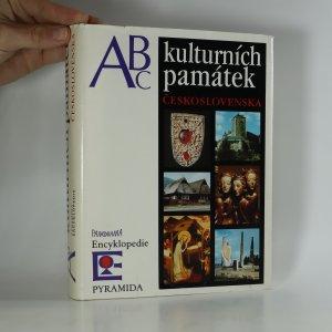 náhled knihy - ABC kulturních památek Československa