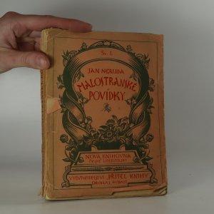 náhled knihy - Malostranské povídky. Sv. I