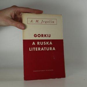 náhled knihy - Gorkij a ruská literatura