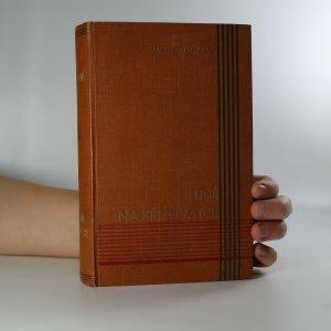 náhled knihy - Lidé na křižovatce (asi podpis)