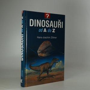 náhled knihy - Dinosauři od A do Z