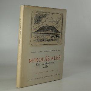 náhled knihy - Mikoláš Aleš. Knížka o jeho životě a díle.