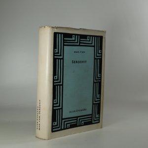náhled knihy - Šerosvit