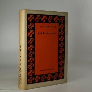 náhled knihy - Staří a mladí
