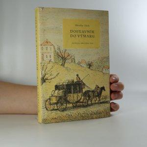 náhled knihy - Dostavník do Výmaru