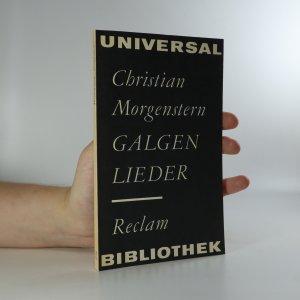 náhled knihy - Galgenlieder
