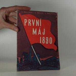 náhled knihy - První máj 1890