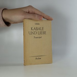 náhled knihy - Kabale und Liebe
