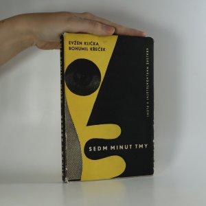 náhled knihy - Sedm minut tmy