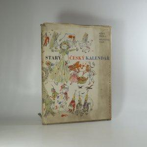 náhled knihy - Starý český kalendář