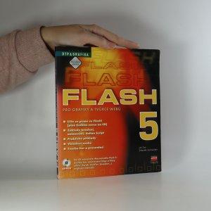 náhled knihy - Flash 5 pro grafiky a tvůrce webů