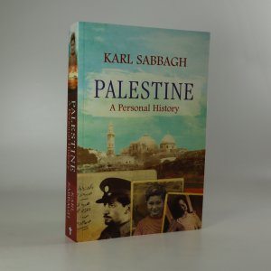 náhled knihy - Palestine. A Personal History.