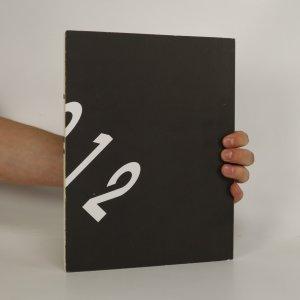 antikvární kniha Visuelt, 2012